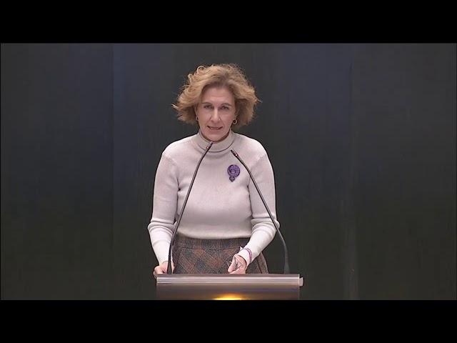 Maite Pacheco. Acuerdos de la Villa. Medidas de prevención de la violencia contra las mujeres.