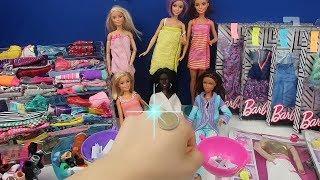 Barbie 50 Krş Yazı Tura Kombin Challenge Bebek Kıyafet Giydirme ve Eğlenceli Oyunlar Bidünya Oyuncak