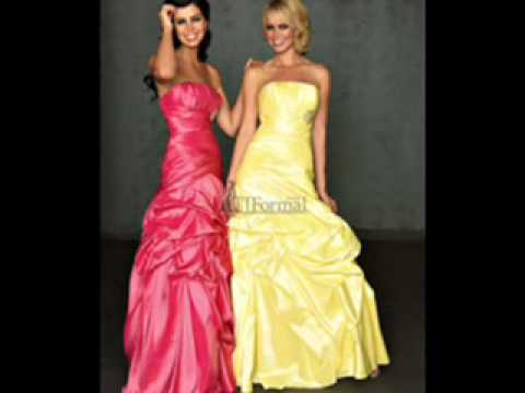 Night Moves Prom Dresses 2010