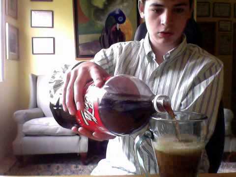 how to make vanilla coke at home