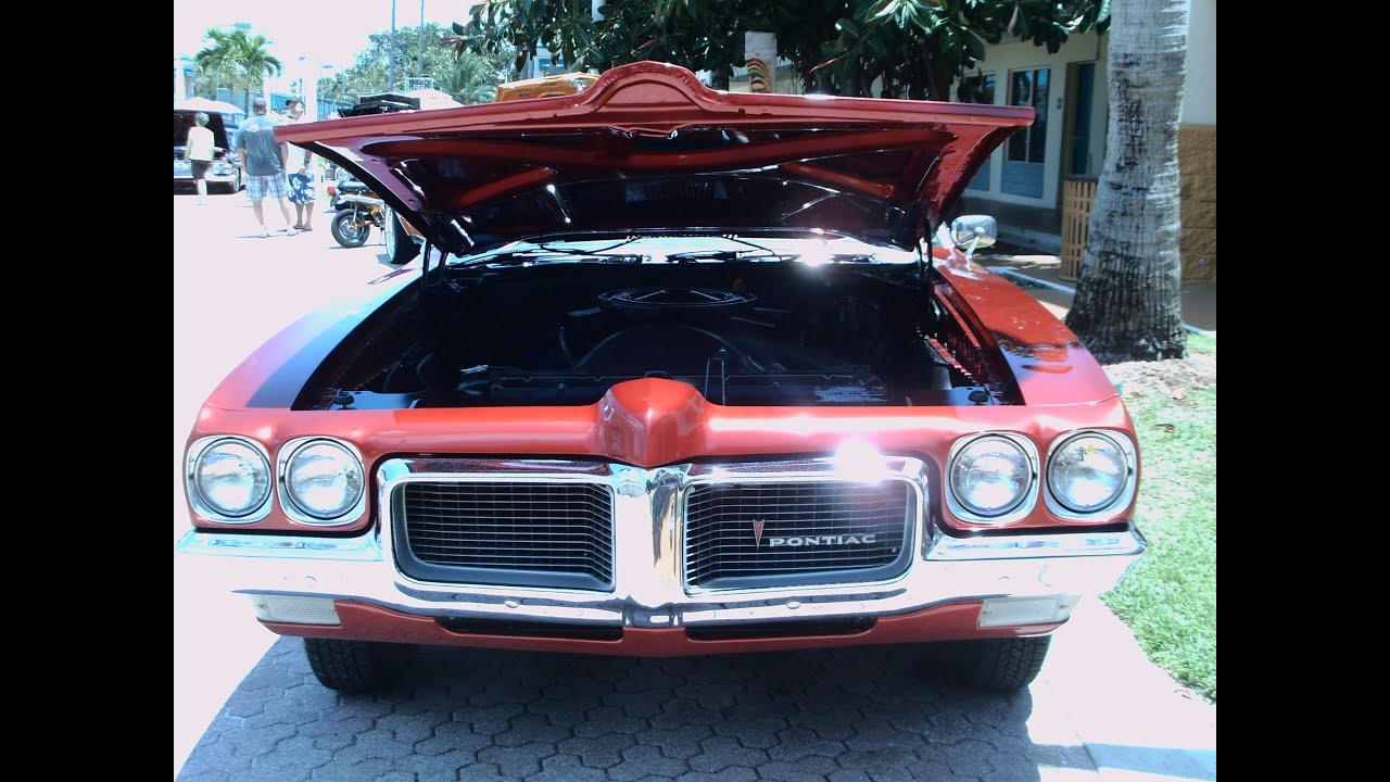 1970 pontiac lemans sport convertible red cocoab051912. Black Bedroom Furniture Sets. Home Design Ideas