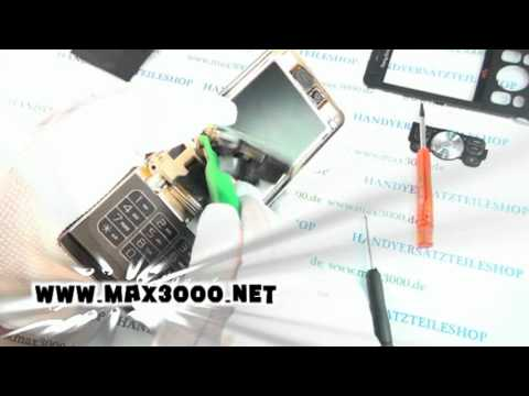 Reparatur-Anleitung-W910i-W910-Sony-Ericsson-Display.mpg