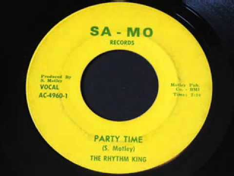 The Rhythm King //// Party Time