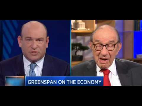"RTD News: ""My Concern Now Is Actually Stagflation."" - Alan Greenspan"