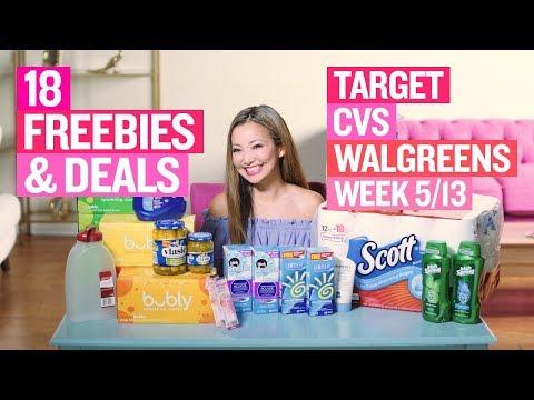 ★ 18 Target, Walgreens, & CVS Coupon...