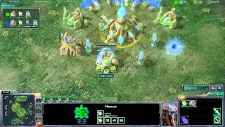 Shase vs Genecide - Game 3 - PolarfluKe: 101010