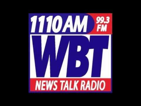 McTevia on WBT AM Charlotte Morning News