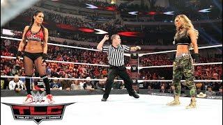 Nikki Bella Vs Carmella WWE TLC 2016