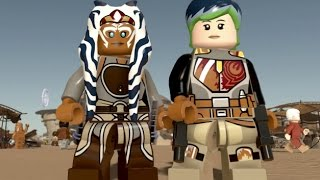 LEGO Star Wars: The Force Awakens - Rebels DLC Pack - All Characters