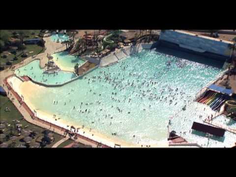 Big Surf Waterpark Aerial Compilation