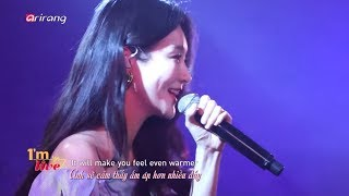 ♫Tell Me Vietsub - KANG MIN KYUNG (Davichi) | Bạn Nhất Định Sẽ Tan Chảy Với Giọng Hát Này