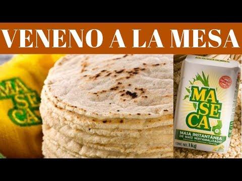 no DEBERÍAS comer TORTILLAS: hallan HERBICIDA  CANCERÍGENO en harina de MASECA