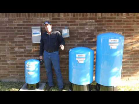Constant Pressure System Vs Standard Pressure System Youtube