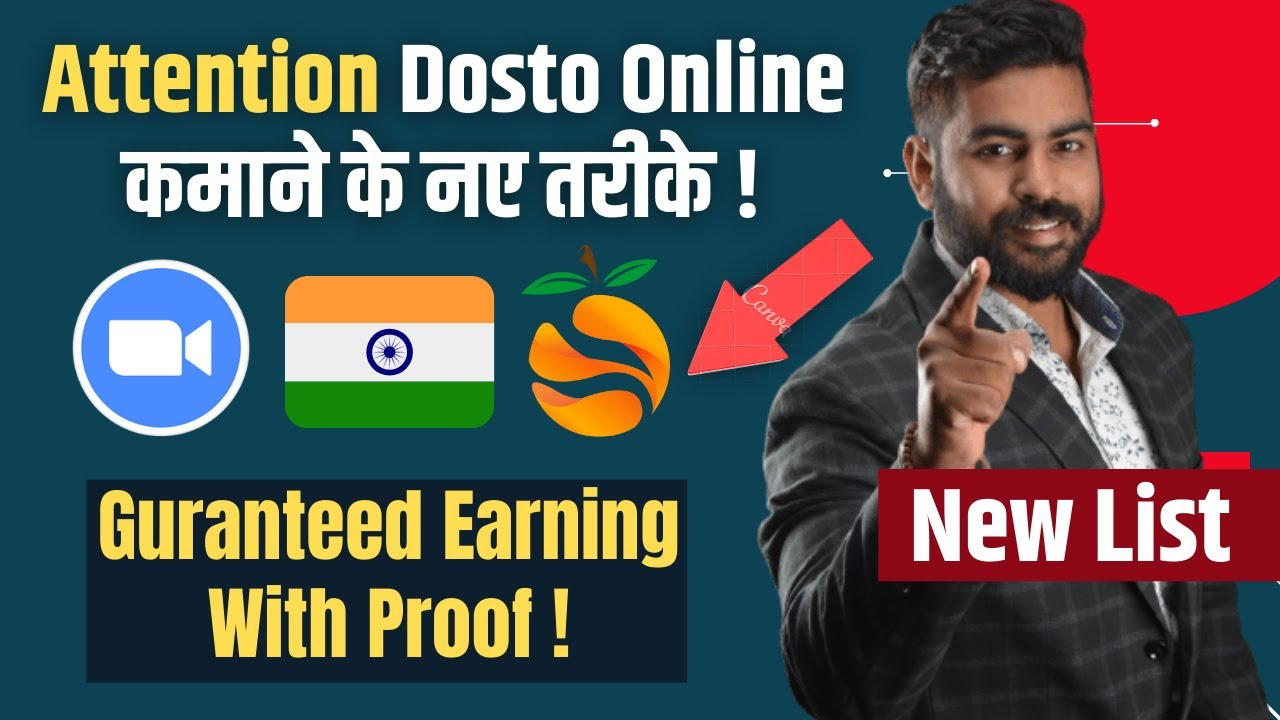 Top 5 New Earning Apps 2021 India   New Online Work   Praveen Dilliwala
