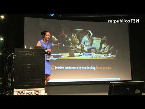 re:publica 2016 – Agnieszka Walorska: Digital Transformation or Digital Destruction? on YouTube