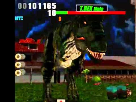 The Lost World Jurassic Park (Arcade) - BGM 30 (Model 3)