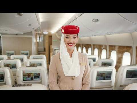 A glimpse into Premium Economy | Emirates Airline
