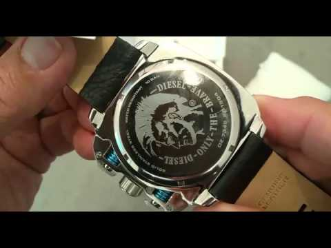 Mens Diesel DZ7345 BAMF Watch Review