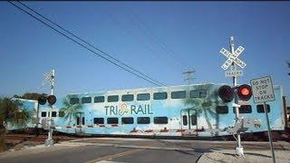 Tri Rail Commuter Rail South Florida