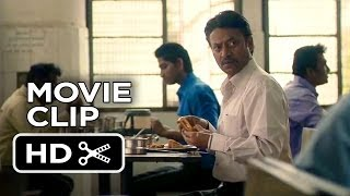 The Lunchbox Movie CLIP - Ilas First Note (2014) - Indian Drama HD