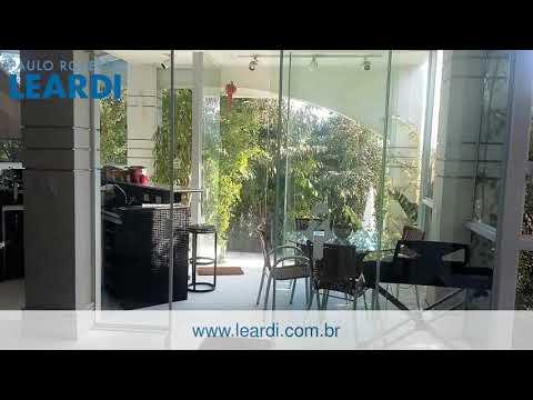 Casa - Morada Dos Pinheiros (Aldeia Da Serra) - Santana De Parnaíba - SP - Ref: 554669