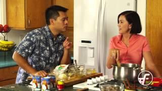 Hawaiian Style Shrimp Curry