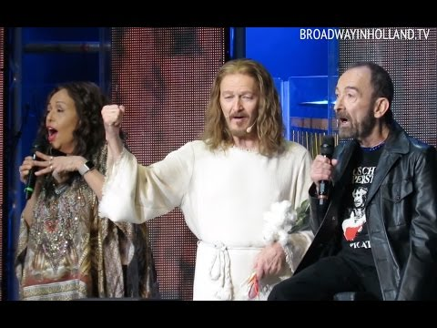Yvonne, Ted & Barry sing Could We Start Again - Jesus Christ Superstar The Grand Final