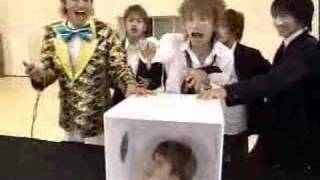 Lol The thing in the box o.O Ahah Their reactions are CLASSIC [[NOt...