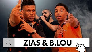 ZIAS & B LOU React To Drake, Wifi's Funeral, & Reese La Flare -Episode 03 | ZIAS & B LOU