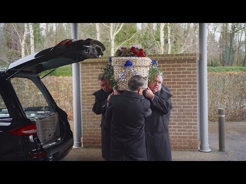 Chilterns Crematorium Funeral Videographer \u0026 Photographer