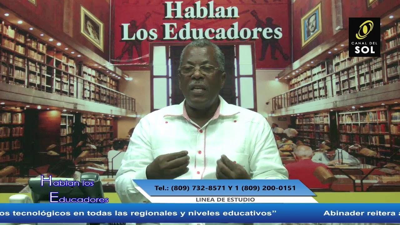 HABLAN LOS EDUCADORES 03 DE AGOSTO 2021