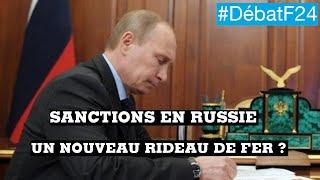 UE - États-Unis - Russie : le double-jeu des sanctions - #DébatF24