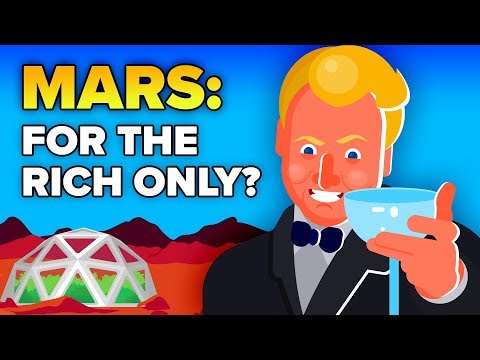 Is SpaceX Creating A World For Only The Richest People?