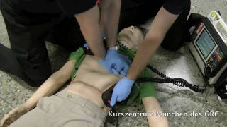 Leitlinien zur Reanimation 2010 des European Resuscitation Council (ERC) - Teil 1