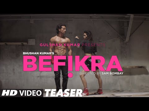 BEFIKRA Song Teaser | Tiger Shroff, Disha...