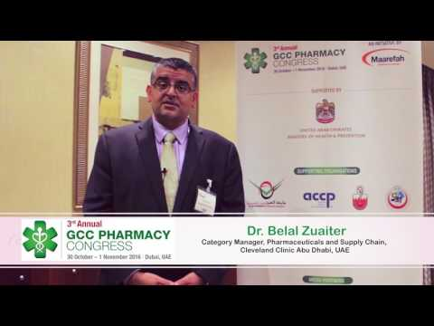 Pharmacy supply chain from an expert point of view: Dr