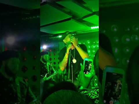 "Mack Wilds - ""Obsession"". After Hours album Live in NY"