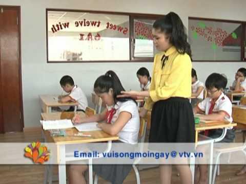 [VUI SỐNG MỖI NGÀY] Kỹ năng giúp trẻ ngồi học đúng cách
