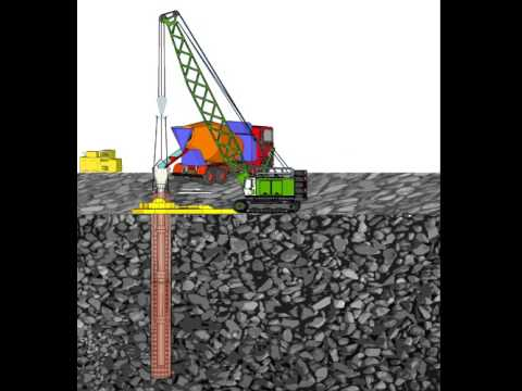 Pile foundation by all casing method youtube pile foundation by all casing method solutioingenieria Image collections