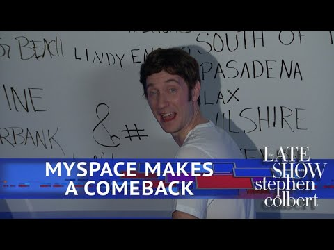 "Stephen Colbert vs. Tom From Myspace Says Leave Facebook vs. ""It Sucks But At Least You're Safe"""
