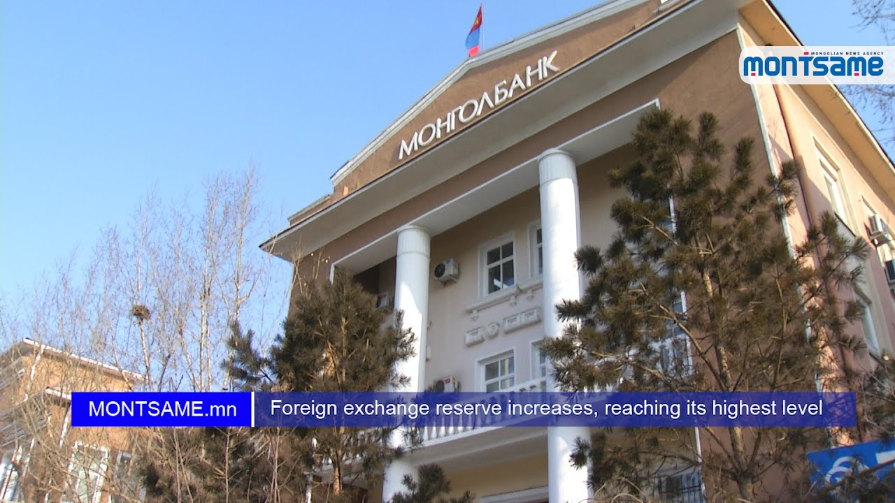 Foreign Exchange Reserve Increases