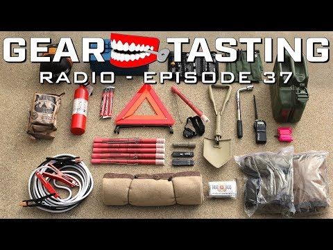 Vehicle Preparedness - Gear Tasting Radio 37