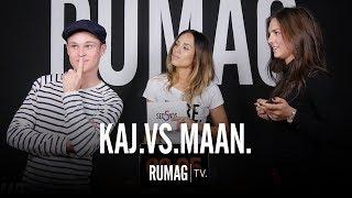Kaj van der Voort vs. Maan de Steenwinkel - 5 seconds - RUMAGTV