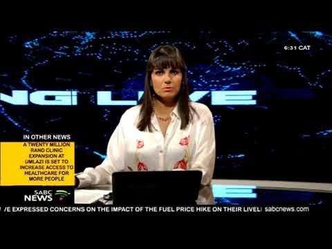 #SABCNews AM Headlines | Wednesday, 03 April 2019