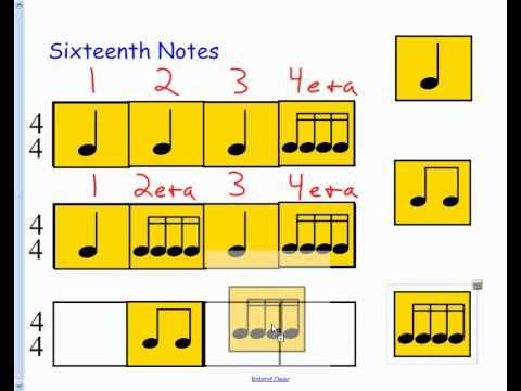 Baugh Music Theory - Intermediate Rhythms