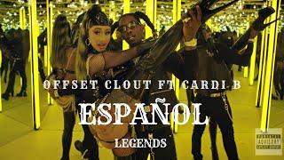 Offset - Clout Ft. Cardi B  Subtitulada Español
