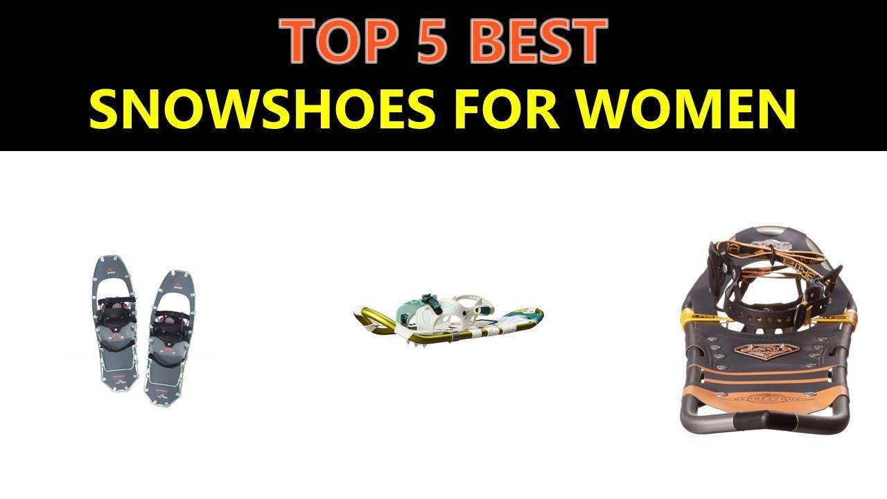 skvělé ceny jemné řemeslo prezentace Best Snowshoes for Women 2019