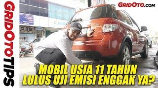 Uji Emisi Tiga Mobil Usia 2-11 Tahun | Gridoto Tips
