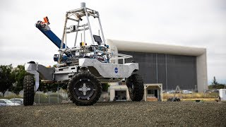 Driving a Robot on NASA's Roverscape!