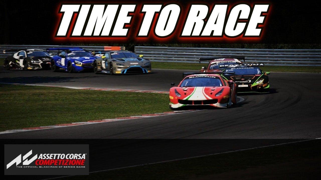 Assetto Corsa Competizione - Time To Race